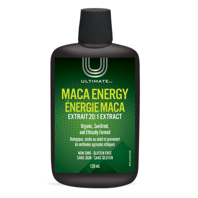 Ultimate Maca Energy Liquid