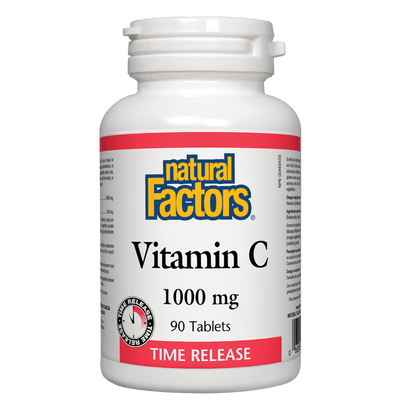 Vitamin C Time Release 1000 mg  Tablets