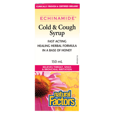Cold & Cough Syrup, ECHINAMIDE Liquid