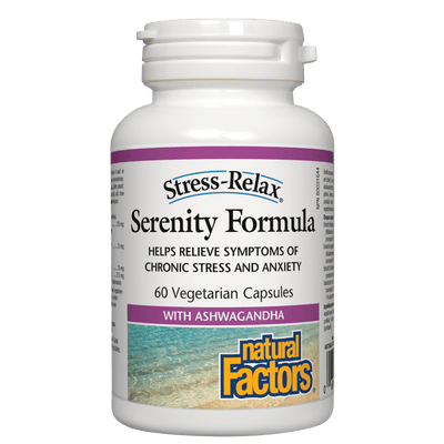 Serenity Formula, Stress-Relax