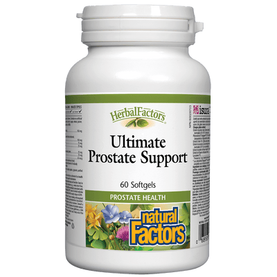 Ultimate Prostate Support, HerbalFactors Softgels