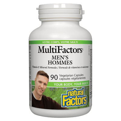 Men's MultiFactors  Vegetarian Capsules