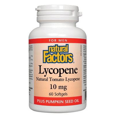 Lycopene  10 mg Softgels