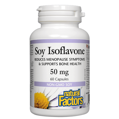 Soy Isoflavone 50 mg Capsules
