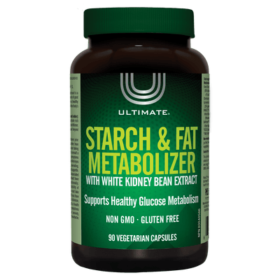 Ultimate Starch & Fat Metabolizer Vegetarian Capsules