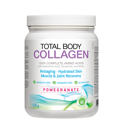 Total Body Collagen, Pomegranate Powder