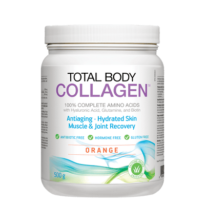 Total Body Collagen, Orange Powder