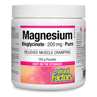Magnesium Bisglycinate Pure  200 mg Powder