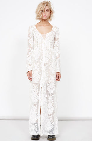 Crime of Passion Maxi Dress