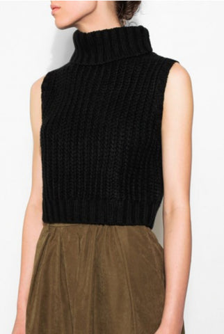 Another Night Crop Knit