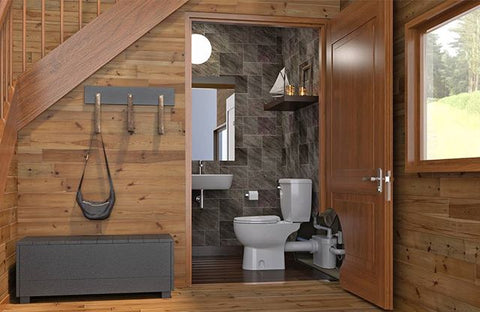 How Much Does It Cost To Add Small Half Bathroom Saniflo