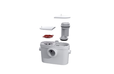 The Five Best Basement Bathroom Pumps – Saniflo Depot | Upflush Toilets