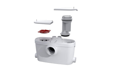 Saniflo Macerator Toilet Systems Macerating Toilets