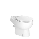 Saniflo SaniAccess 2 Upflush Toilet Complete System (W/ Macerator Pump + Tank & Bowl)