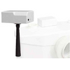 sanialarm for upflush toilet