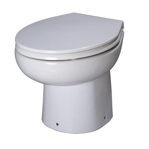 Compact Electric Marine Toilet