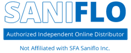 Saniflo Authorized Independent Online Distributor