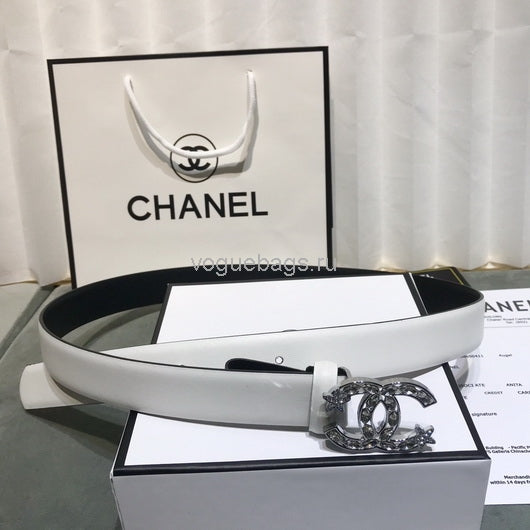 Chanel Belts Designer Chanel cc Buckle Leisure belt wide 3.0CM AA0100