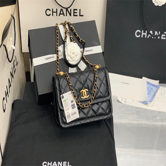Chanel AS2055 Chanel Crossbody bag Black