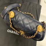 Chanel AS2055 Chanel Crossbody bag Navy blue
