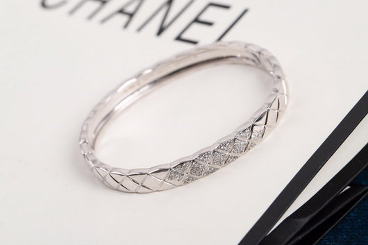 Chanel Bracelet Bangle Designer COCO Chanel Ring Brooch Jewelry 68136