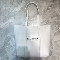 Balenciaga 551810 Everyday XXS Tote Shopping Bag white