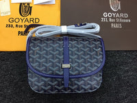 Goyard belvedere 2 bag Goyard Shoulder bag 88520 blue