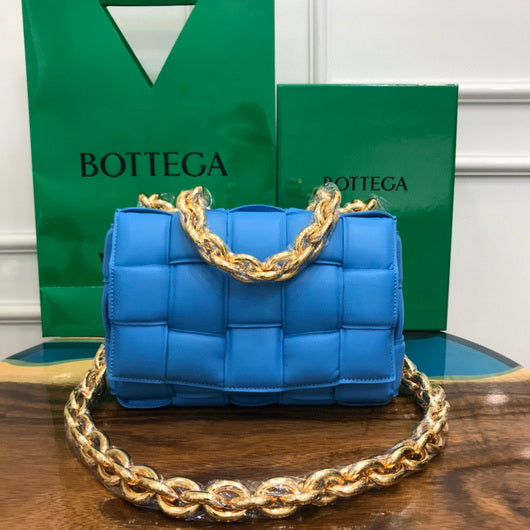 Bottega Veneta Shoulder bag 20206 Blue