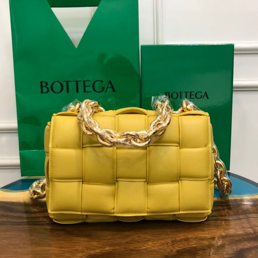 Bottega Veneta Shoulder bag 20206 Yellow