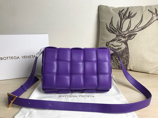 Bottega Veneta Shoulder bag 20206 Purple