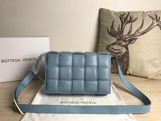 Bottega Veneta Shoulder bag 20206 light blue