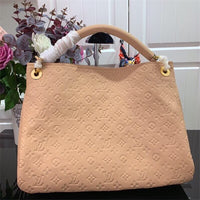 LV M44456 Louis Vuitton  Artsy mm Monogram  Empreinte M41066 Apricot