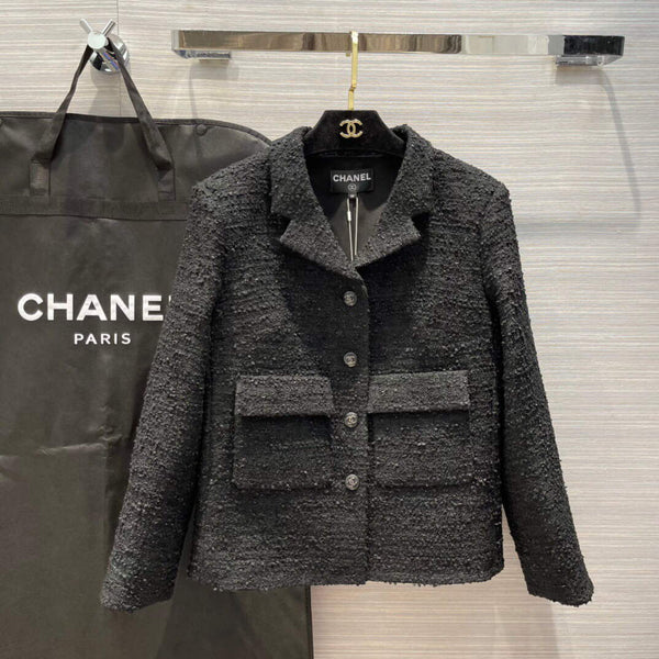 Chanel Women's Jackets Designer Chanel Coats Ready to Wear 85011