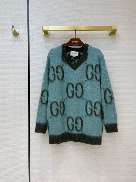GG Women's Sweaters Designer Gucci Sweatshirts Clothing 38085