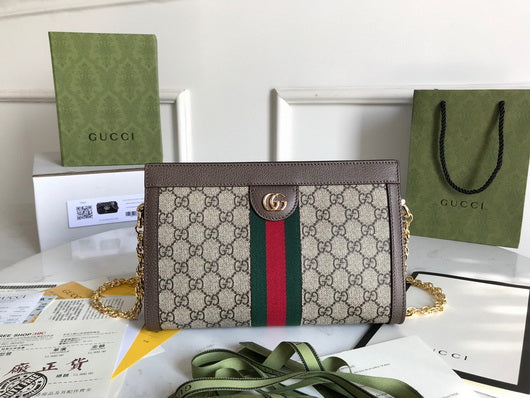 Gucci 503877 GG Ophidia GG Small Shoulder Bag