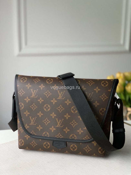 LV M45557 Louis Vuitton New Messenger Monogram canvas Bag