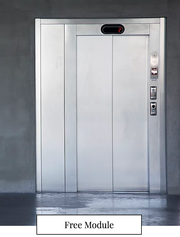 Free 5 Steps to Creating an Elevator Pitch Module