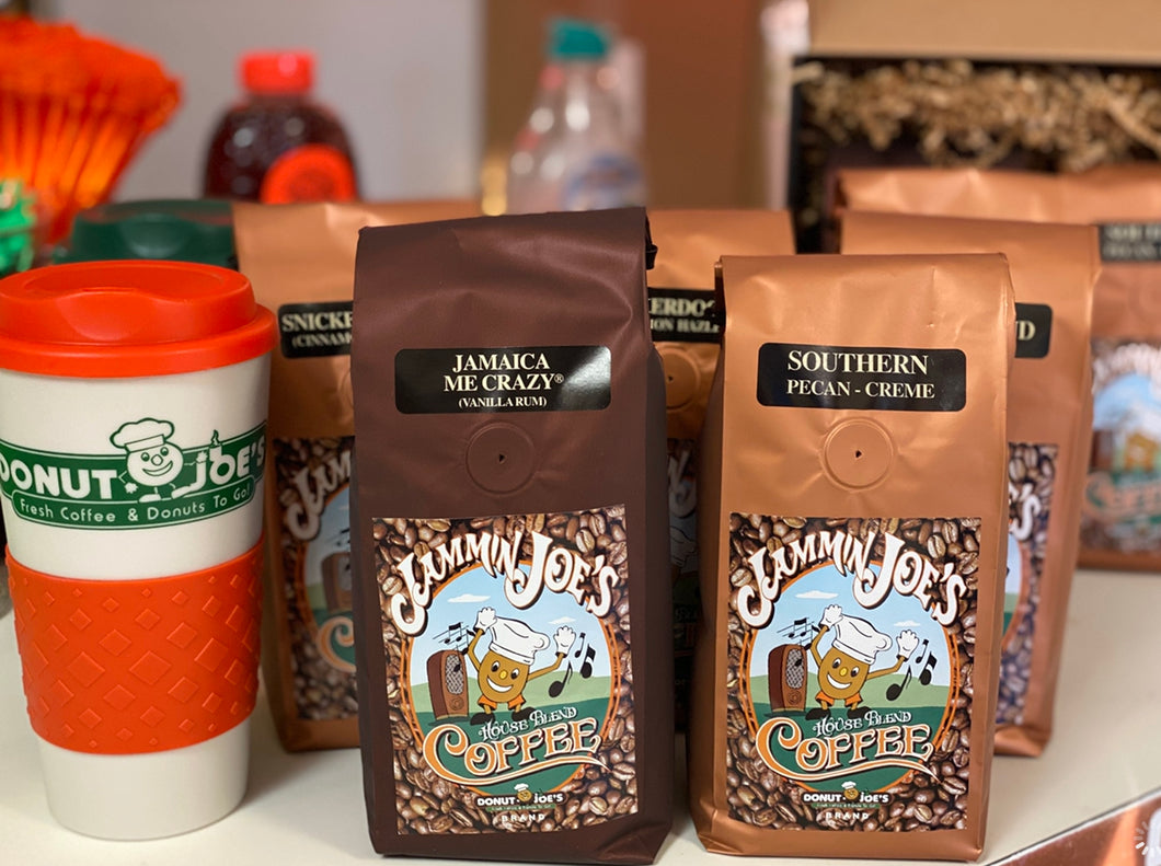 2 Bags Donut Joe's®️ Southern Pecan & Cream Coffee