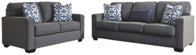 Load image into Gallery viewer, Kiessel Nuvella Benchcraft 2-Piece Living Room Set