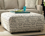 Alenya Signature Design by Ashley Oversized Accent Ottoman