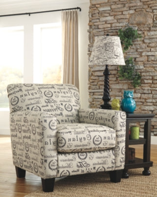 Alenya Signature Design by Ashley Accent Chair