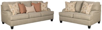 Load image into Gallery viewer, Almanza Signature Design 2-Piece Living Room Set