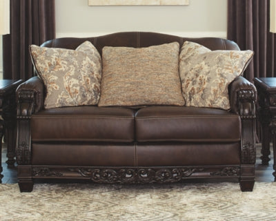 Embrook Signature Design by Ashley Loveseat
