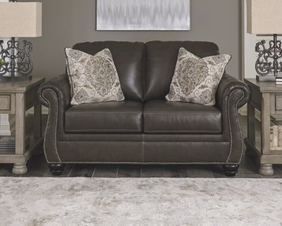 Lawthorn Signature Design by Ashley Loveseat