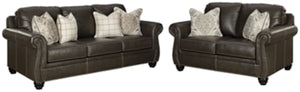 Lawthorn Signature Design 2-Piece Living Room Set