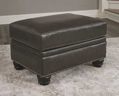 Lawthorn Signature Design by Ashley Ottoman