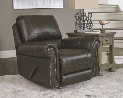Lawthorn Signature Design by Ashley Recliner