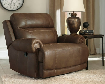 Austere Signature Design by Ashley Recliner
