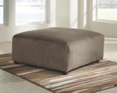 Jessa Place Signature Design by Ashley Ottoman