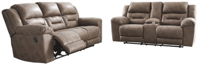Load image into Gallery viewer, Stoneland Signature Design Contemporary 2-Piece Living Room Set